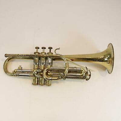 Olds 'Super' Professional Cornet SN 510818 VERY NICE!