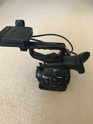 Canon EOS C300 Cinema Camera VGC With Bag Low Hours NO RESERVE !!!