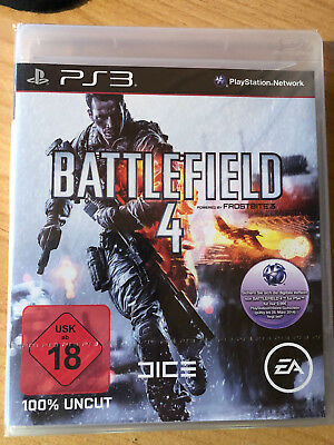 Battlefield 4 * uncut * (Sony PlayStation 3, 2013) * NEU