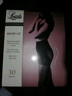 Levante Bodytones Shape Up Tights X Tall Naturel