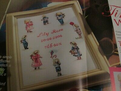 'Timeless Wonder'  All Our Yesterdays Cross Stitch Chart Only