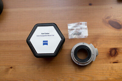 Zeiss CP.2 EF Mount for 21/25/28/35 Boxed Mint No Reserve !!!