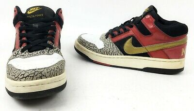 sports shoes ea568 d46f3 NIKE DELTA FORCE 3/4 Deluxe Mita 12 Shoes Size: 9.5 (312031-671 ...