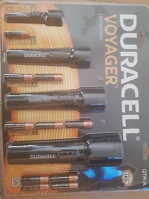 LED Torches Duracell