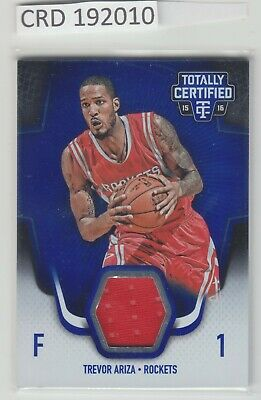 0ccb73484dd1 2014 Panini Totally Certified Game Worn Material   Trevor Ariza   192010