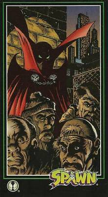 Wildstorm Spawn Trading Cards from 1995  Todd McFarlane Widevision