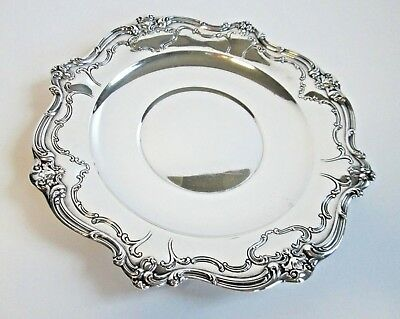 Gorham CHANTILLY DUCHESS STERLING Sandwich Plate