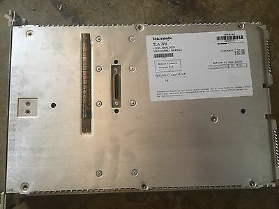 Tektronix Logic Analyzer Module TLA 7P4 opt 1S 136 Channel