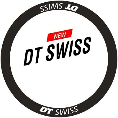Two Wheel Sticker Set for DT Swiss for Road Bike Carbon Bicycle Cycling Decals