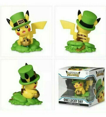 Funko Pokemon Center 'A Day With Pikachu - One Lucky Day' vinyl figure | IN HAND