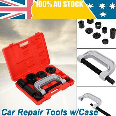10pc Ball Joint Press-Fit Service Kit Remover Separator Adaptor Garage Tool AU