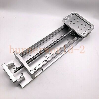 XYZ Axis Heavy Load Linear Rail Slide Cross Motion Actuator SFU1605 Ballscrew C7