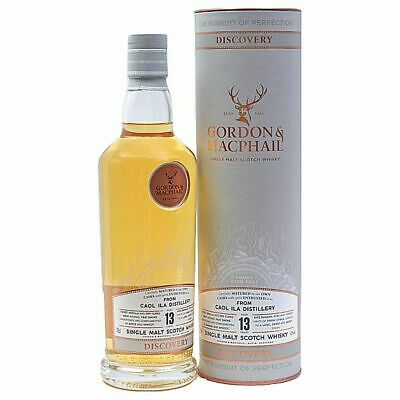 Gordon & MacPhail Caol Ila Discovery Single Malt Scotch Whisky 13 Years 0,70l