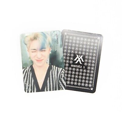 [MONSTA X]2nd Album Take.2 'WE ARE HERE' Official Photocard/WONHO 1