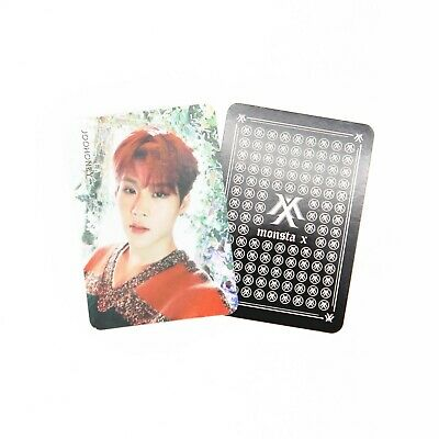 [MONSTA X]2nd Album Take.2 'WE ARE HERE' Official Photocard/JOOHONEY 5