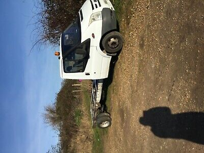 56 Ford Transit MK7 2.4TDCI RWD LWB Chassis cab non runner