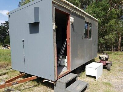 Site Shed, office. or tiny home towable
