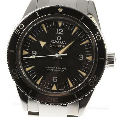 OMEGA Seamaster 300 Master Co-Axial 233.30.41.21.01.001 Automatic Men's_431141
