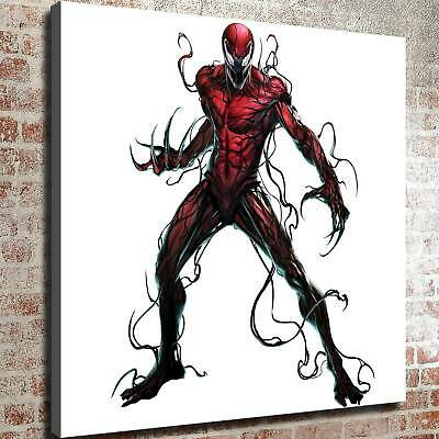 "12""x12""Carnage wallpaper HD Canvas Prints Painting Home decor Wall art Carnage"
