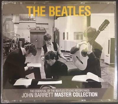The Beatles  / John Barrett Master Collection 4Cd(Press Disc) F/s