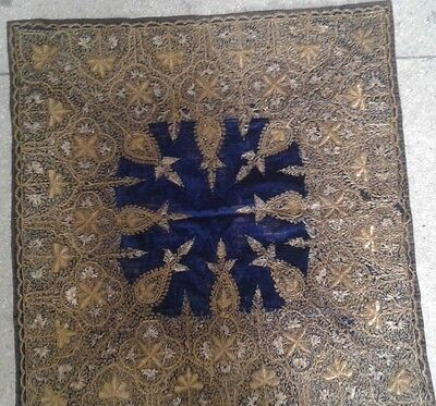 Antique Turkish Hand Made Textile 100- 150 Years Old