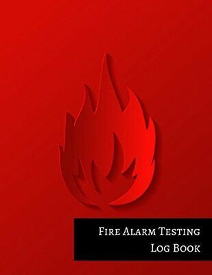 Fire Alarm Testing Log Book