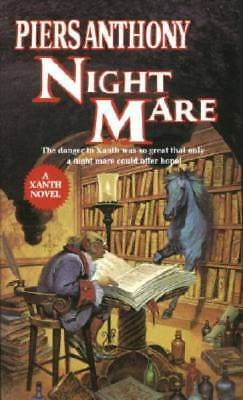 Night Mare (The Magic of Xanth, No. 6) by Anthony, Piers