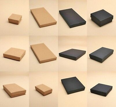 12 x Top Quality Large Letter Boxes - Jewellery Gift Boxes  Necklace Bracelet