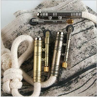 Sailors Windproof Trench Sheppard's Lighter WWII Lighters Rope Army-Navy ~ US aa