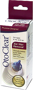 OtoClear Ear Wax Removal System