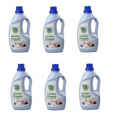 1 Litre Mediguard Anti Bacterial Laundry Cleanser Clothes Nappy Washing