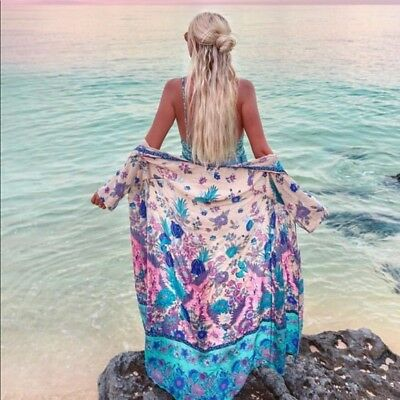 4d2d3a450c64 SPELL AND THE Gypsy Siren Song Kimono Mermaid One Size BNWOT ...