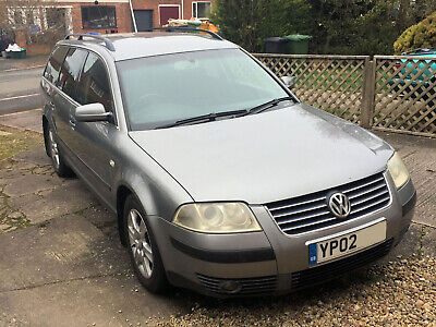 VW Passat TDI Sport estate 2002