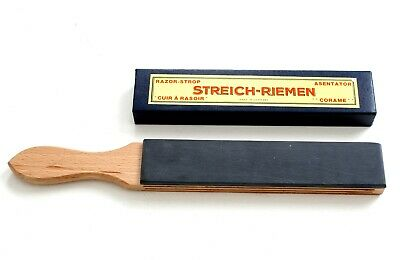 Razor-Strop Streich-Riemen Made In Germany