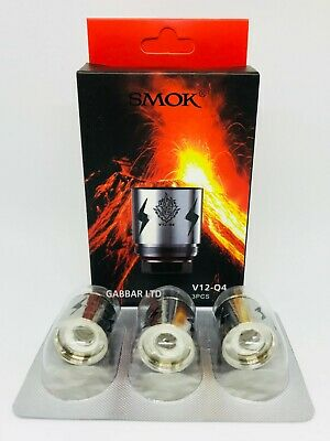 SMOK TFV12 COILS Cloud Beast King V12-T12, -X4, - Q4 100% GENUINE latest Coils