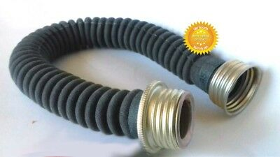 Hose Tube Pipe Soviet Russian Military Gas mask New Gray Rubber 40mm Original