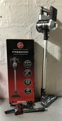 Hoover Freedom Cordless Rechargable Hoover Fully Working With Charger Box