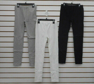 Girls Limited Too Black, White & Gray Leggings
