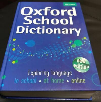 Oxford School Dictionary New edition