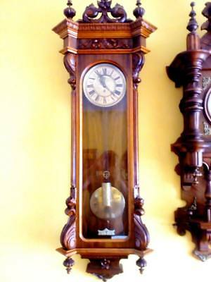antique wall clocks bedroom clock RESCH 1894