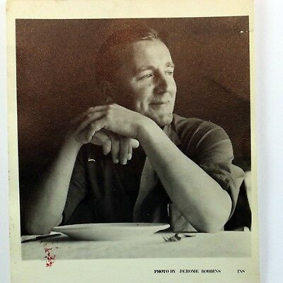 Vintage Real Picture Postcard Jerome Robbins Photograph Collectable