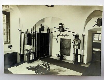 Vintage Real Picture GOLDBERGBAU MUSEUM Postcard Photography Dollach Karnten