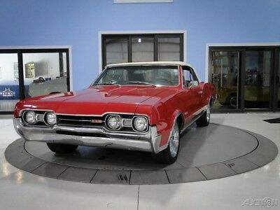 1967 Oldsmobile 442  Power Convertible Muscle Car