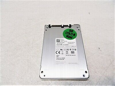 """Dell / Lite-On XFJWX LCS-256M6S 256GB 2.5"""" SATA Internal SSD Solid State Drive"""