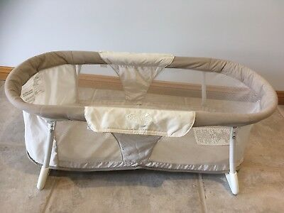 Baby Travel Bassinet Foldable Easy Carry Lightweight