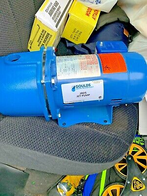 JRD5 Goulds 1/2HP Convertible Water Well Jet Pump 115/230V save BIG! Price Adjus