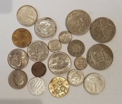 Assorted World Coins - Lot #5