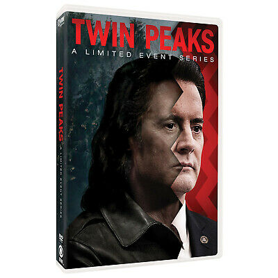 Twin Peaks (1990): A Limited Edition Series - 8 DVD Set- DVD