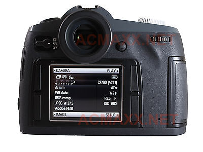 "ACMAXX 3.0"" HARD LCD SCREEN ARMOR PROTECTOR for Leica S-E Typ 006 TYP006 SE body"