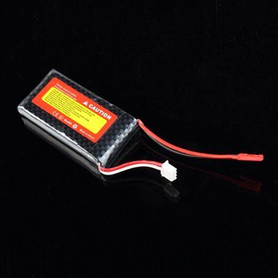 A+ Lion 7.4V 2S 1200mah 25C Lipo Battery Power for RC Helicopter Airplane Car 0